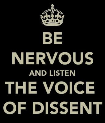 The Voice Of Dissent