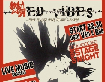 Red Vibes - Live Music